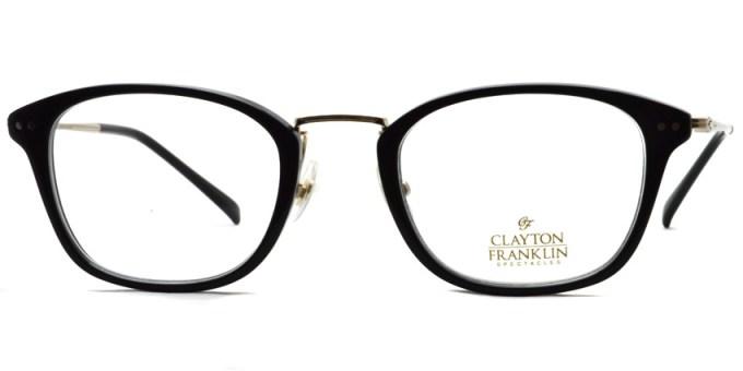CLAYTON FRANKLIN / 628 /  BK  / ¥33,000 + tax