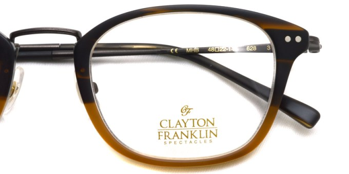 CLAYTON FRANKLIN / 628 /  MHB