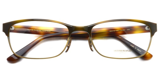 OLIVER PEOPLES / LEVEN / DM / ¥38,000 + tax