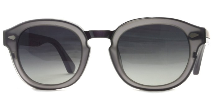 MOSCOT SUN / CONRAD / MAT/GREY/BLACK - SMOKE (Polar)