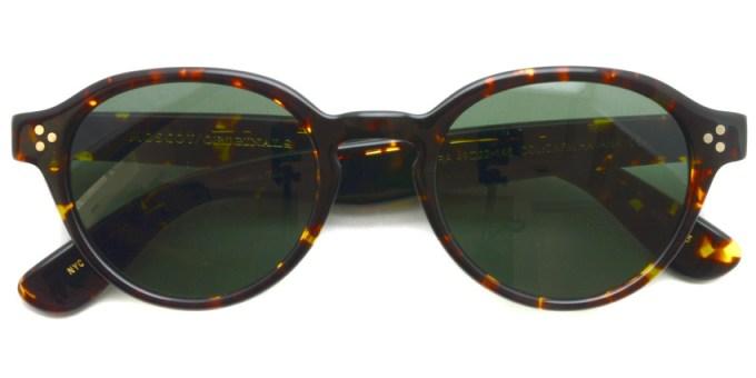 MOSCOT / EZRA Sun / Tortoise - G15 / ¥30,000+tax