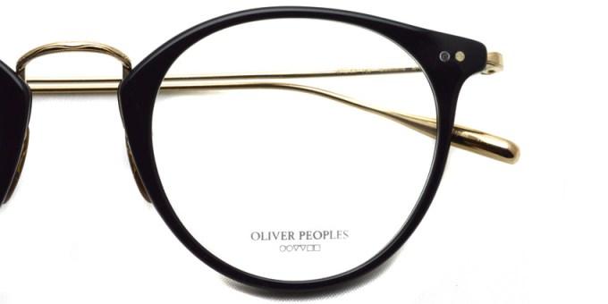 OLIVER PEOPLES /  DECKENS  /  BK/G  / ¥39,000 + tax