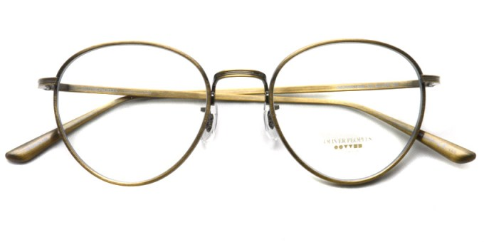 OLIVER PEOPLES THE ROW / BROWNSTONE / AG / ¥43,000 + tax
