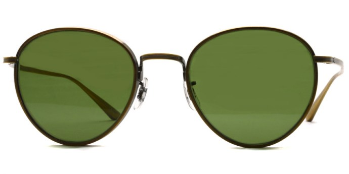 OLIVER PEOPLES THE ROW / BROWNSTONE Sun / AG-G.GRN