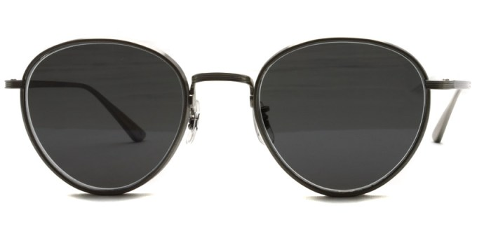 OLIVER PEOPLES THE ROW / BROWNSTONE Sun / BS-G.GRY