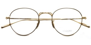 OLIVER PEOPLES / HANLON / Gold