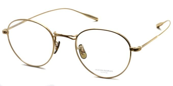 OLIVER PEOPLES / HANLON / Gold / ¥37,000 + tax