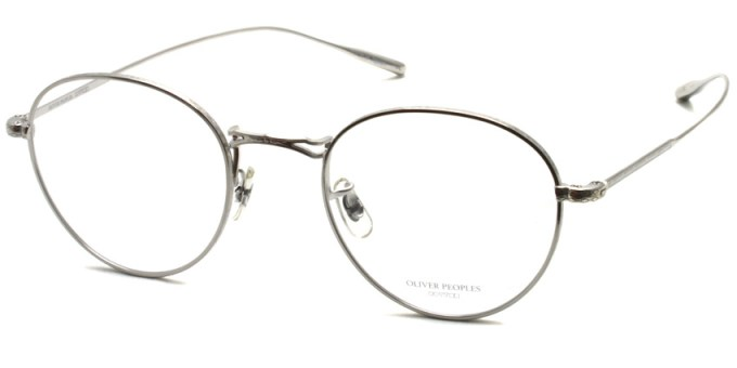 OLIVER PEOPLES / HANLON / Silver / ¥37,000 + tax