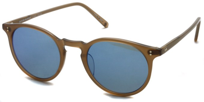 OLIVER PEOPLES THE ROW / O'MALLEY NYC / TB-BLU.MIR / ¥40,000 + tax