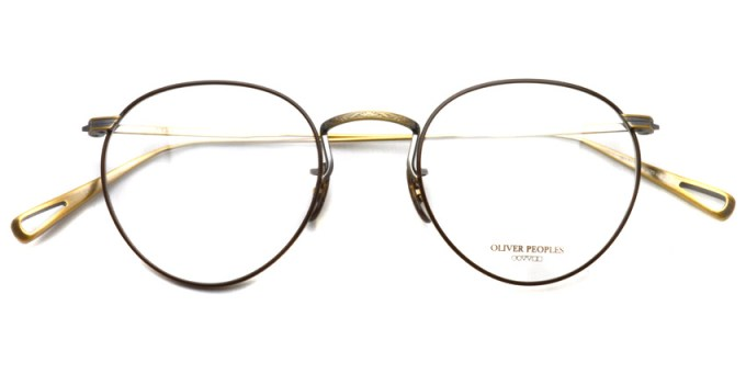 OLIVER PEOPLES / WHITFORD / AG-C / ¥37,000 + tax