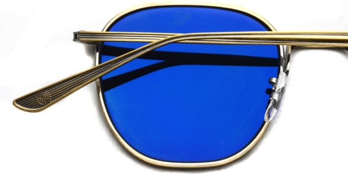OLIVER PEOPLES THE ROW / BOARD MEETING / AG-BL-G BLUE / ¥43,000 + tax