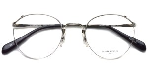 OLIVER PEOPLES / FRYMAN / Silver