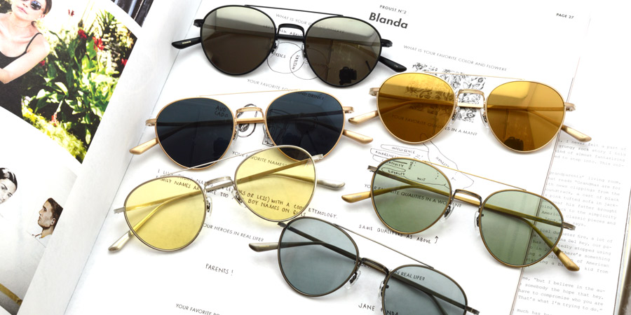 NIGHTTIME / OLIVER PEOPLES THE ROW