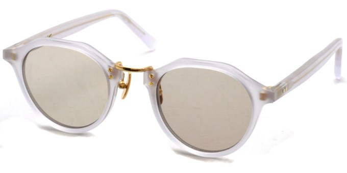 A.D.S.R. / SATCHMO10 / Pale Gray- Gold- Light Brown / ¥19,000 + tax