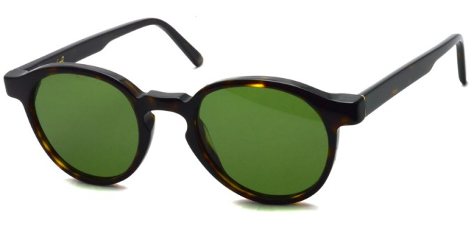 SUPER BY RETROSUPERFUTURE / THE ICONIC SERIES / 3627 Green / ¥23,000 + tax