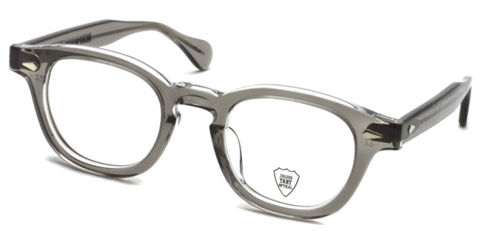 JULIUS TART OPTICAL / AR / Grey Crystal2 / Bridge : 22mm / ¥37,000+tax
