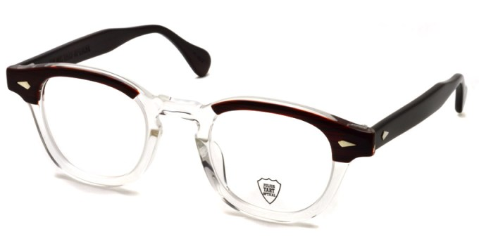 JULIUS TART OPTICAL / AR / REDWOOD / Bridge : 24mm / ¥39,000+tax