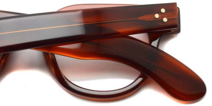 JULIUS TART OPTICAL / FDR / AMBER / ¥37,000+tax