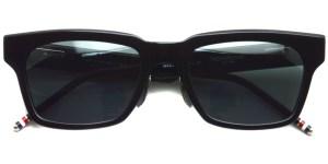 Thom Browne / TB-418 Sun / Black - Dark Grey / ¥66,000 + tax