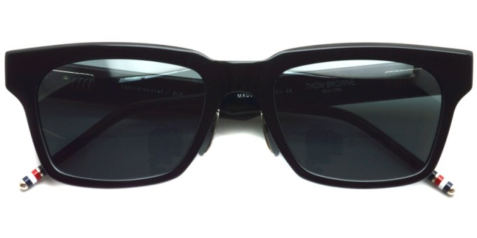Thom Browne / TB-418 Sun / Black - Dark Grey / ¥55,000 + tax