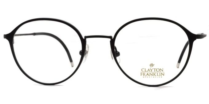 CLAYTON FRANKLIN / 603 / BK