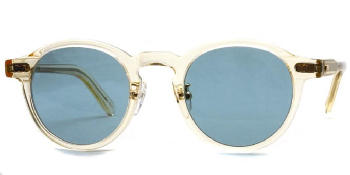 MOSCOT / MILTZEN / FLESH Japan Limited Ⅵ - BLUE / ¥35,000 + tax