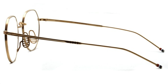 Thom Browne / TB-914 / White Gold - Black Enamel - Black Iron / ¥55,000 + tax