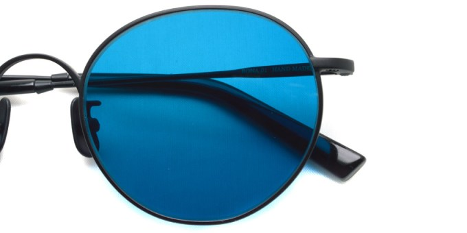 A.D.S.R. / BONA01(b) / MATTE BLACK - Blue / ¥19,000 +tax