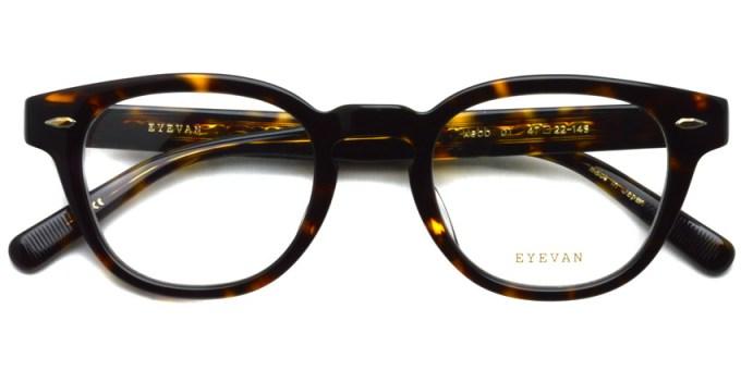 EYEVAN / WEBB / DT / ¥27,000+tax