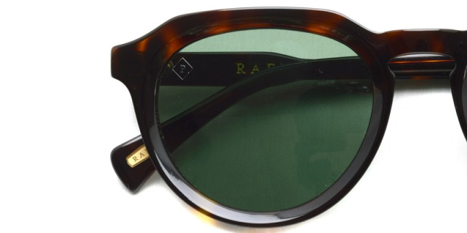 RAEN / SAGE / Kola Tortoise  (Polar) / ¥21,000 + tax