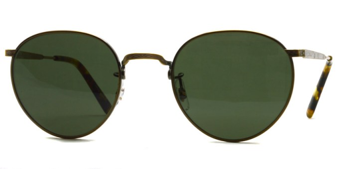 EYEVAN / E-0020-SG / Antique Gold-G GRY