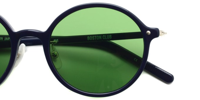 BOSTON CLUB / AVI04 / Navy - Green / ¥28,000+tax