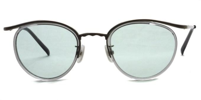 BOSTON CLUB / BARTH Sun / 01 Antique Silver - Gray - Turquoise