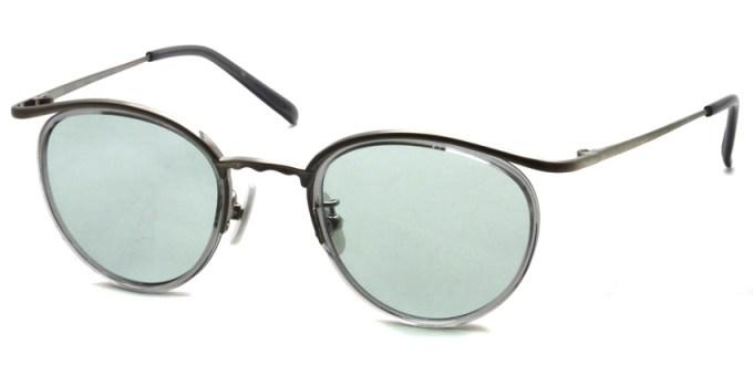 BOSTON CLUB / BARTH01 / Gray - Turquoise / ¥32,000+tax
