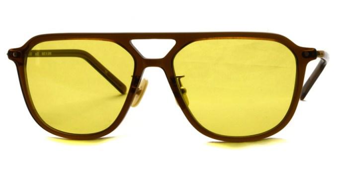 BOSTON CLUB / FRANKY Sun / 02 DarkBrown - Yellow