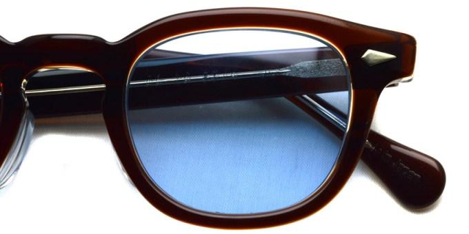 TART OPTICAL ARNEL / JD-04 Sun / 004 BROWN CLEAR - Light Blue / ¥38,000 + tax