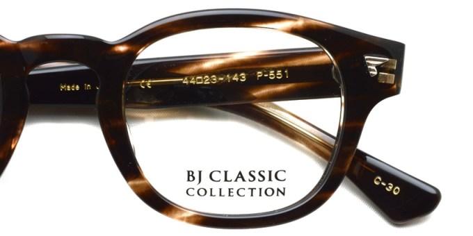 BJ CLASSIC  /  P-551  /  color* 30   /  ¥28,000 + tax