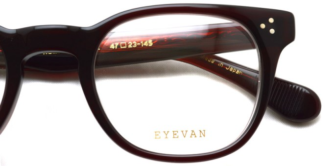 EYEVAN / WOMACK / DBE / ¥28,000+tax