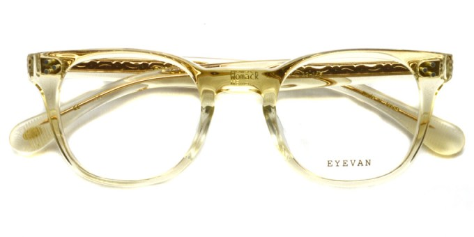 EYEVAN / WOMACK / LLT / ¥28,000+tax