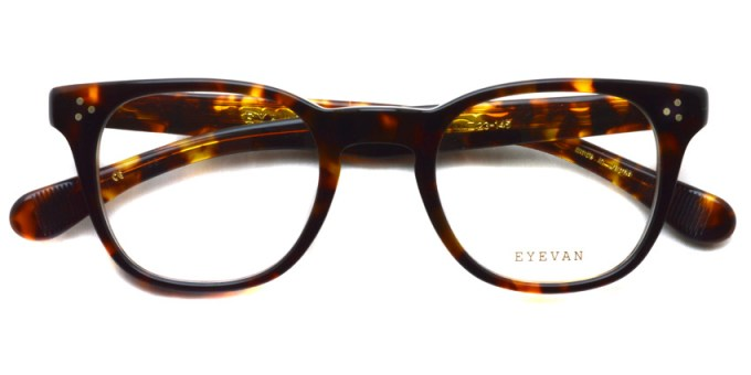EYEVAN / WOMACK / TORT / ¥28,000+tax