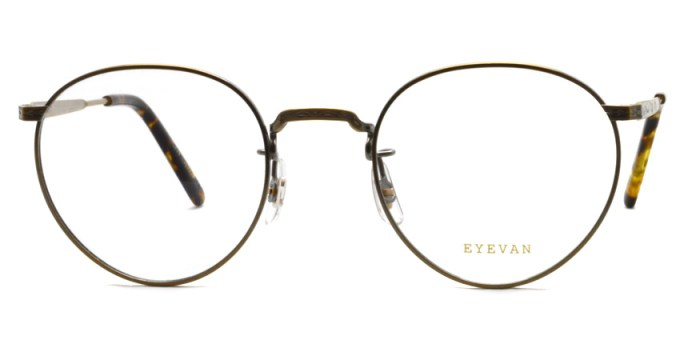 EYEVAN / E-0020 / Antique Gold
