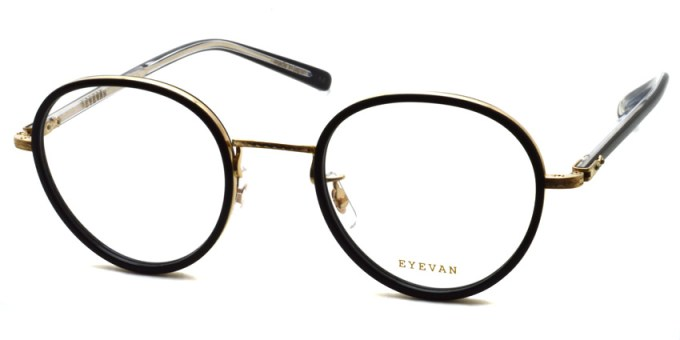EYEVAN / E-0501 / BKG / ¥34,000+tax