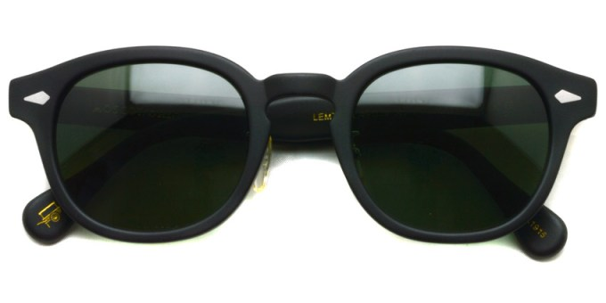 MOSCOT / LEMTOSH Sun w/ METAL NOSE PADS / MBK-G15 / ¥34,000+tax