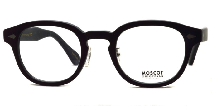 MOSCOT / LEMTOSH w/ METAL NOSE PADS / BK / ¥31,000+tax