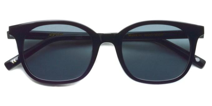 A.D.S.R. / MONK01(a) / Shiny Black - Black Lenses / ¥18,000 + tax