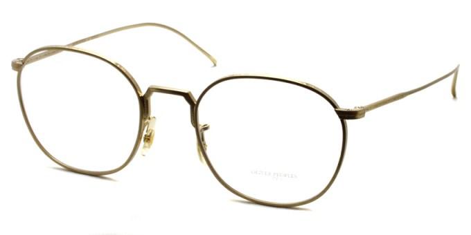 OLIVER PEOPLES / JACNO -OV1251- / 5236 Brush Soft Gold / ¥29,000+tax