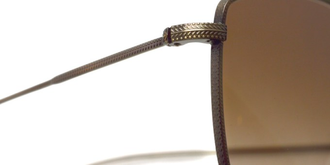 OLIVER PEOPLES / Rayette -OV1232S- / 5284B8 NEW ANTIQUE GOLD / ¥31,000+tax