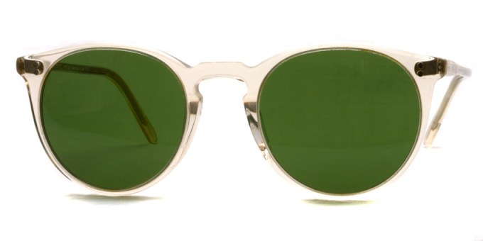 OLIVER PEOPLES / O'malley Sun - OV5183S - / 109452 BUFF - Green / ¥34,000 + tax