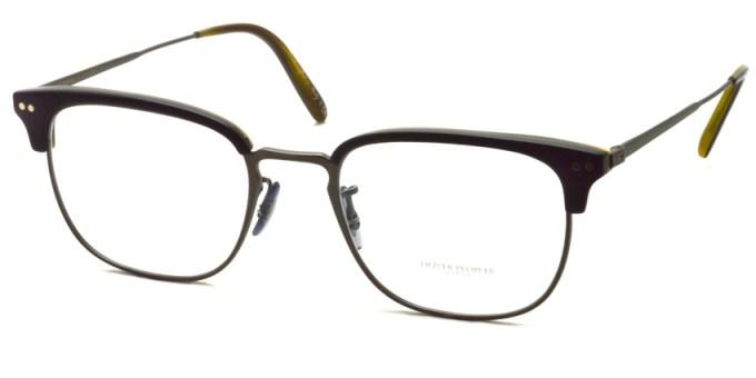 OLIVER PEOPLES / WILLMAN -OV5359- / 1282 Semi Matte Black / ¥32,000+tax