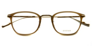 EYEVAN / CALDWELL / SPA / ¥37,000+tax